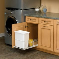 Kitchen Cabinet Parts Corner Table With Bench 98 Best Organizers Images Cupboards Kitchens Rev A Shelf Single Trash Pullout 20 Quart White Cabinetparts Com