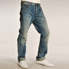 Superdry Denim Standard Jeans