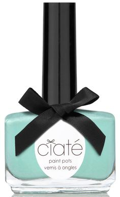 ciate nails  Pepperminty love this it's on my nails now! I have had it on since Christmas! No chipping.