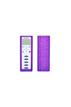 Amazon.com: Purple Glitter clickerskin fits i>clicker2: Electronics