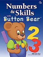 Numbers & Skills for 3 Year olds ~ A Beka curriculum