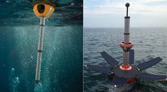 The CamFloat is an interesting concept that works best at gathering important oceanic data as well as aiding rescue missions at high seas. The