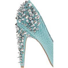 Sam Edelman Lorissia Stud Shoe ($145) ❤ liked on Polyvore