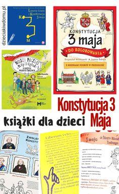 Konstytucja 3 Maja - książki dla dzieci