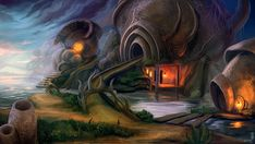 Morrowind: Grazelands by Eldanaro.deviantart.com on @DeviantArt