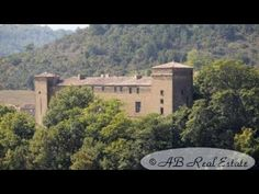 AB Real Estate France: #Limoux XVII century château to renovate for sale,...