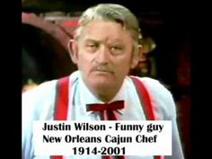 The Yet - Funny Story - Justin Wilson - YouTube