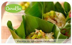 Tamales con ají de árbol
