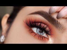Huda Beauty Desert Dusk Tutorial - YouTube