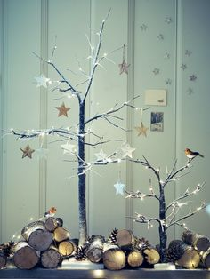 Inspiration Frosted Light Up Tree NEW - Decorations - Christmas