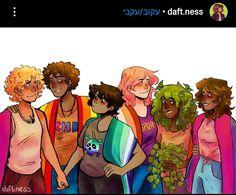 Percy Jackson Fan Art, Percy Jackson Fandom, Solangelo, Percabeth, Oncle Rick, Tio Rick, Trials Of Apollo, Rick Riordan Books, Half Blood