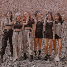 Kpop Girl Groups, Korean Girl Groups, Kpop Girls, Extended Play, Jikook, Fandom Kpop, Soyeon, Soo Jin, Only Girl