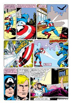 #Panini pone el broche de oro a una de las más recomendables y recordadas etapas del Centinela de la Libertad con Marvel Gold - #CapitánAmérica: La Muerte de Cráneo Rojo