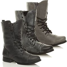 Combat Boots Size 12 - Yu Boots