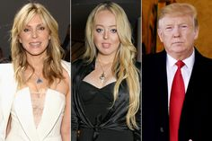 After Daughter Tiffany Graduates Law School, Trump Jokes Lawyer in Family Is 'Just What I Need' Marla Maples, Daughters Boyfriend, Justiz, Kindergarten First Day, Trump Jr, First Daughter, Ex Wives, Law School, Best Relationship
