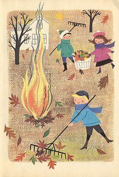 A Child's Garden of Verses - Autumn