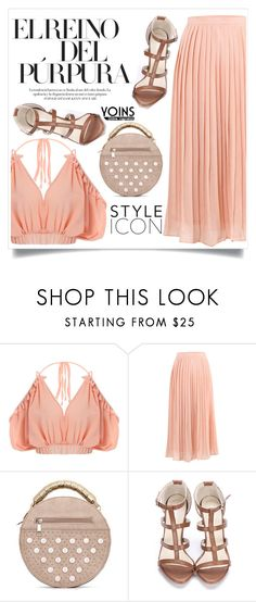 """""""Yoins"""" by yoinscollection ❤ liked on Polyvore featuring chic, yoins, loveyoins and oinsCollection"""
