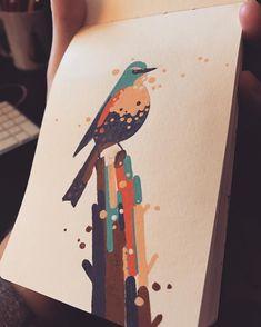Birdie, Posca an Mol