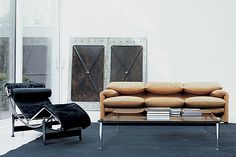 LC4 chaise by le corbusier