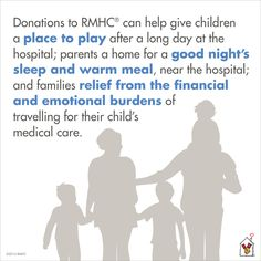 Small change, BIG difference! Celebrate a #DayOfChange for RMHC on Oct. 15th at participating McDonalds.
