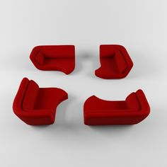 Yang Sofa bonus! yang sofa, designedfrancois bauchet for ligne roset