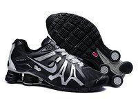 new arrival adfe0 edd17 chaussures nike shox turbo+gris homme (noir gris baby blue) pas cher en  ligne.