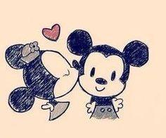 Mini & Mikey mouse