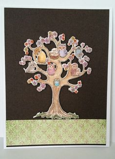 Everyday card using Heartfelt Creations sugar hollow collection  and some copic colorings.