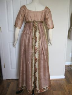 SIlk Regency Dress