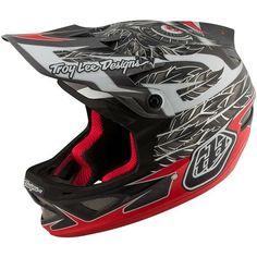Troy Lee Designs D3 Nightfall Adult MTB Helmets