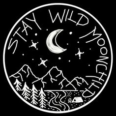 'Stay Wild Moonchild ' Poster by shashira Painting For Kids, Art For Kids, Framed Prints, Canvas Prints, Art Prints, Stay Wild Moon Child, Back To Nature, Great Artists, Sticker Design