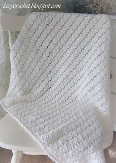 Free gorgeous lacy shells baby blanket oh what a joy this one is baby blanket finished size approx cm square materials pound of love by lion brand antique white 1 ball crochet hook us size mm free pattern dt1010fo