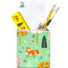 STATIONERY SET - FOREST FRIENDS