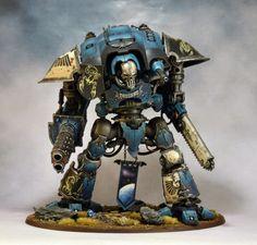 Imperial Knight #wh40k #40k #warhammer40k #40000 #wh40000 #warhammer40000…