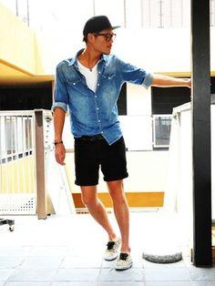 T.JUAN.YASUSHIさんの「レオパードスニーカー(VANS|バンズ)」を使ったコーディネート Southern Prep, Vans, How To Wear, Shop, Style, Fashion, Swag, Moda, Stylus
