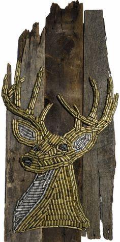 Brass casing ideas on Pinterest | Bullets, Bullet Casing Jewelry ...