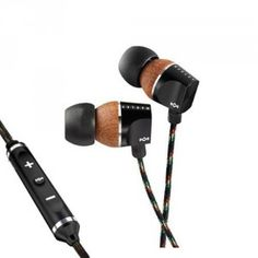 House of Marley Zion In-Ear Headphones with Mic Ipod, Hi Fi Headphones, Samsung, Headphone With Mic, Headset, Recycled Materials, High Definition, Freedom, Audio