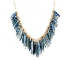 Can someone say photo shoot material?  Gorgeous! From Fall 2012 | Antonia Necklace