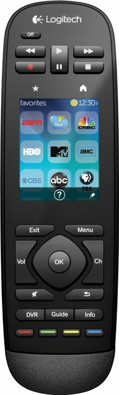 The all new Logitech 915-000198 Harmony Touch Universal Remote with Color Touchscreen comes with features like an intuitive touch screen with an access to all entertainment criteria like listening to music, or watching T.V with just the touch of a button...  Read more:  http://universalremotecentral.com/logitech-915-000198-harmony-touch-universal-remote-with-color-touchscreen-review/