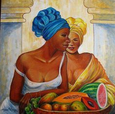 Ochun y Yemaya Nuestras dos Madres!