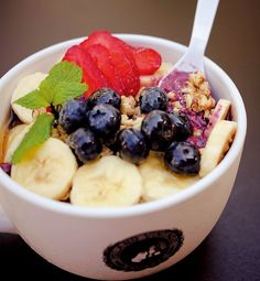 Acai Bowl (Island Vintage Coffee) - wish I would have tried this. Need to go back.