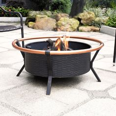 Ring of Fire Pit