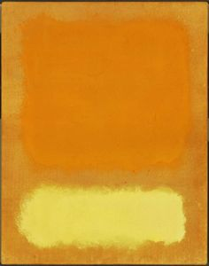 "Mark Rothko (1903-1985), Untitled - (""To See as Artists See: American Art from The Phillips Collection"" ~ Washington, DC, USA @tampamuseum"