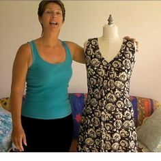 Penelope is finished - dress form review.  Review of the PGM 601 dress form and the Fabulous Fit padding kit.