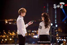 Eun-bi & Gong Tae-Kwang