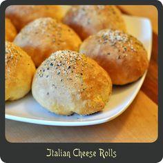 Italian Cheese Rolls