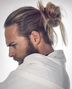 95 Amazing Handsome Man Bun Hairstyles, 44 Y Hairstyles for Older Men Hairstyles & Haircuts for, Hairstyles Half Long Hairstyles Men Fab 50 Handsome Man, Best top Knots Hairstyles for Men September Wear A Man Bun but In Style 50 Handsome Ways to Do It. Man Bun Haircut, Mens Braids Hairstyles, Hairstyles Haircuts, Haircuts For Men, Crazy Hairstyles, Man Bun Styles, Hair And Beard Styles, Curly Hair Styles, Beard Pictures