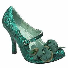 Irregular choice courtesan