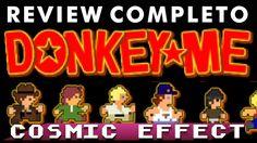 DONKEY-ME: jogo-filme no OUYA!