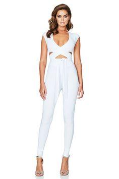 49aad9f9ebb MIAMI JUMPSUIT   Buy Designer Dresses Online at Nookie Jumpsuit With  Sleeves